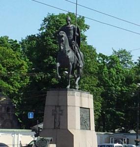 Памятник Святому Александру Невскому