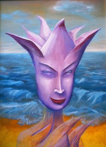 морская тюльпанка